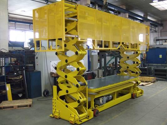 Foto de Construcción de maquinaria y componentes