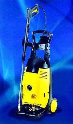 Foto de Limpiadora de alta presión