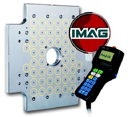 Foto de Amarre magnético de moldes