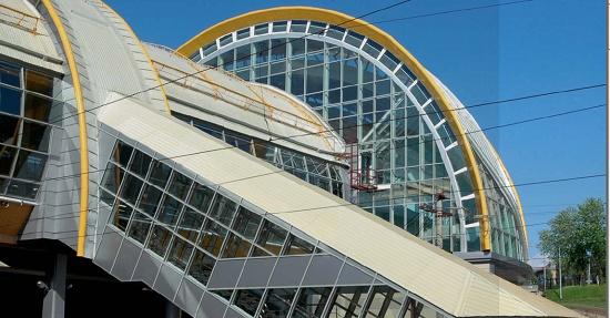 foto de sistema para fachadas y cubiertas