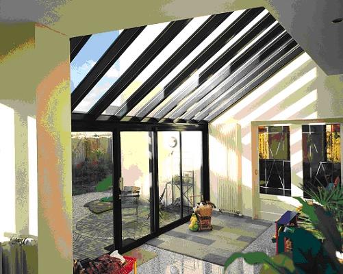 Foto de Sistema de verandas