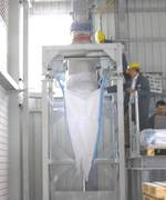 Foto de Estación de carga de big bags