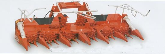 Foto de Cabezales para cosechadoras