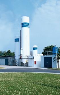 Foto de Gases para plantas on-site