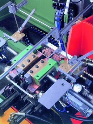 Foto de Máquina de marcos soldados