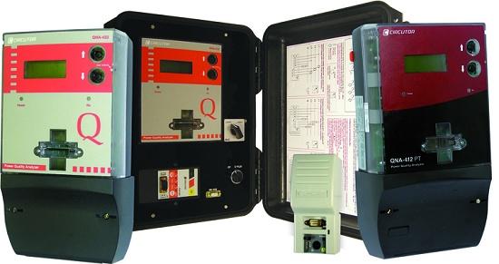 Foto de Analizadores de calidad de suministro eléctrico