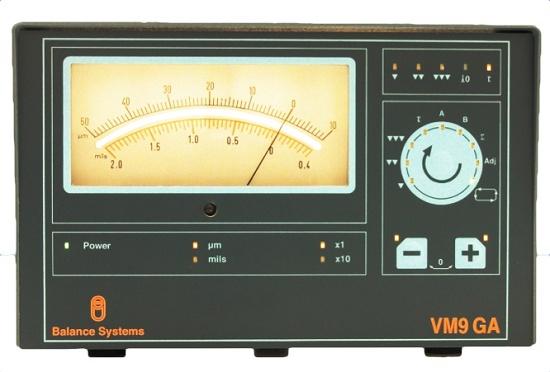Foto de Unidad electrónica para LVDT