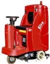 Foto de Alquiler de fregadoras industriales de conductor a bordo (máquinas de limpieza)