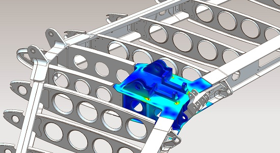 Foto de Software de análisis estructural