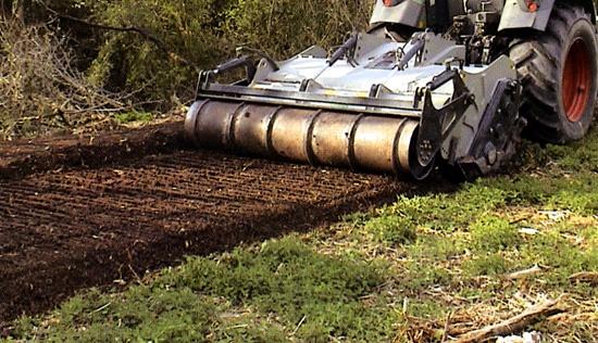 Foto de Fresadoras trituradoras forestales