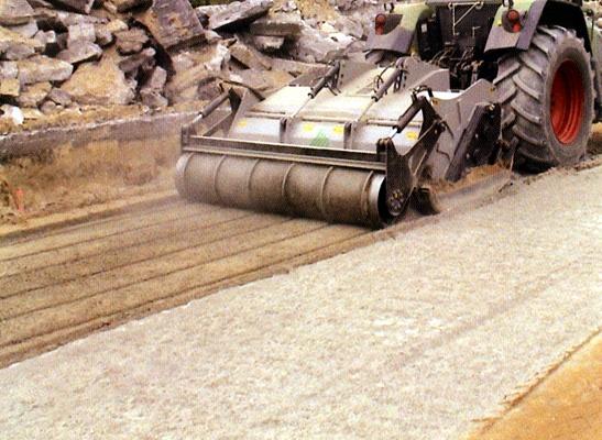 Foto de Estabilizadoras de suelo