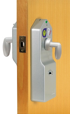 Picture of Access lock by means of payment redesing
