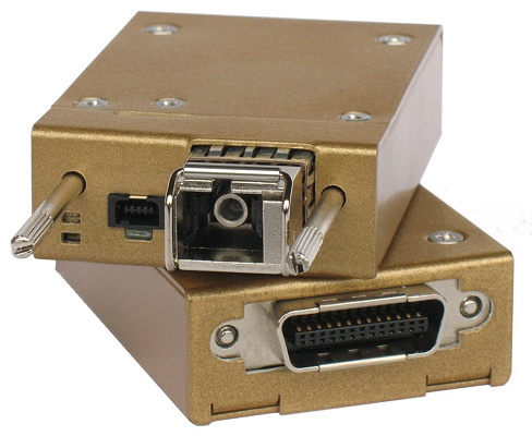 Foto de Adaptador de fibra óptica