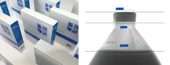 Foto de Software de visión para envase y embalaje