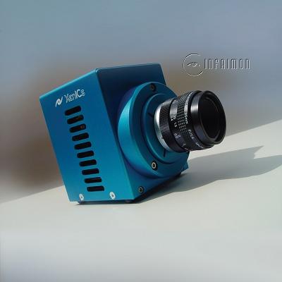 Foto de Cámara infrarroja con sensor