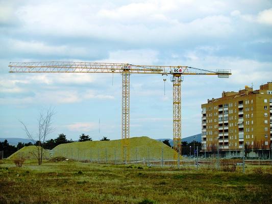 Foto de Grúa torre