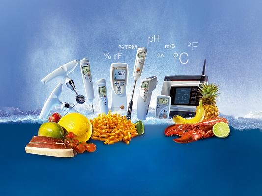 Foto de Medidor de pH y temperatura