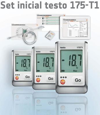 Foto de Data logger para la temperatura y humedad