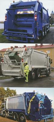 Foto de Recolector para transporte de residuos
