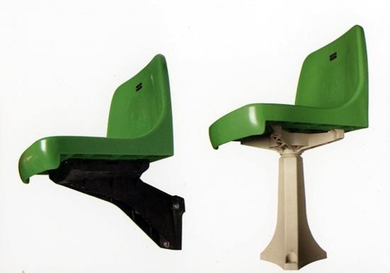 Foto de Soportes para asientos