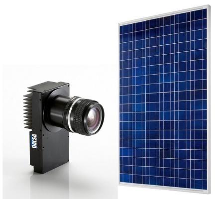 Foto de Inspección de células solares