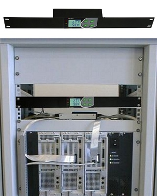 Foto de Unidad de control de ambiente para sala de servidores