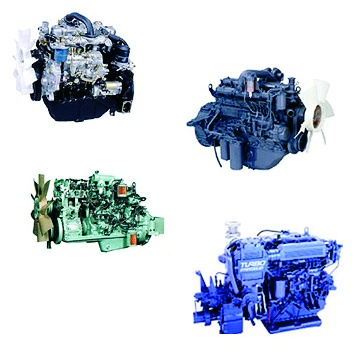 Foto de Motores industriales y marinos