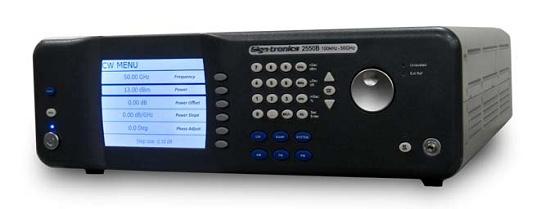 Foto de Generador de señal de microondas