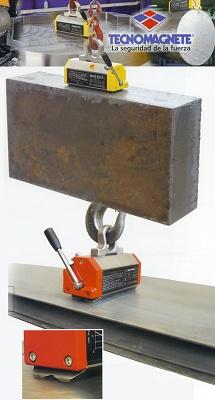 Foto de Elevador magnético