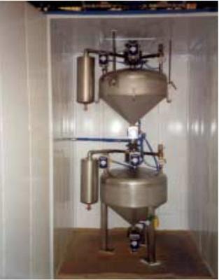 Foto de Cabinas de dosificación