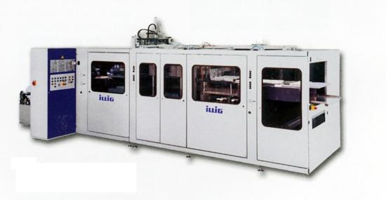 Foto de Máquina automática de moldeo por vacío