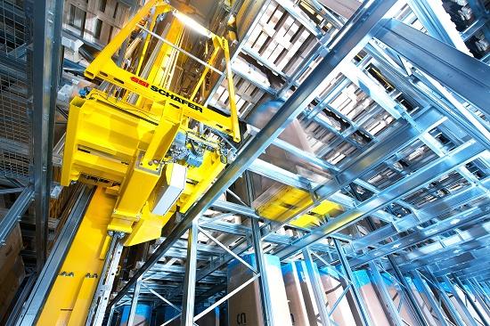 Foto de Sistema de almacenamiento y transporte autónomo