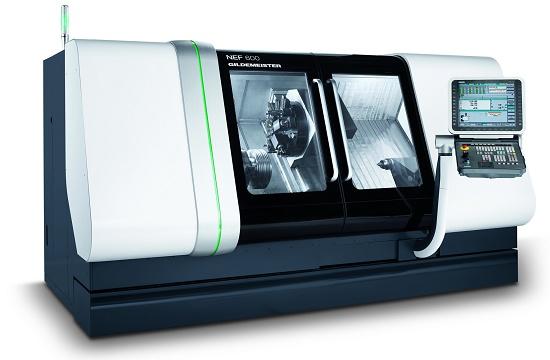 Foto de Torno universal CNC