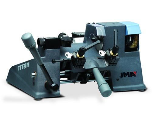 Foto de Máquina para el duplicado de llaves planas