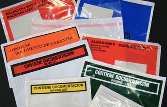Foto de Bolsas y sobres adhesivos