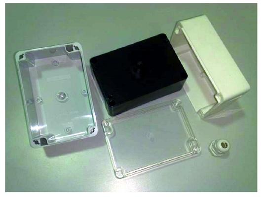 Foto de Inyección de cajas eléctricas