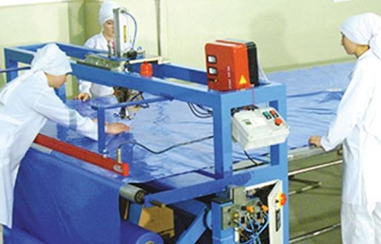 Foto de Bolsas y liners para industria química