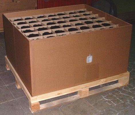Foto de Sistema de box palet