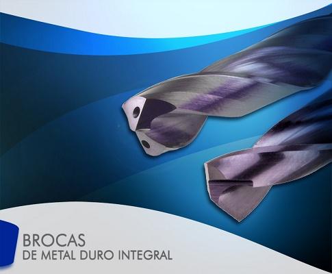 Foto de Brocas de metal duro integral