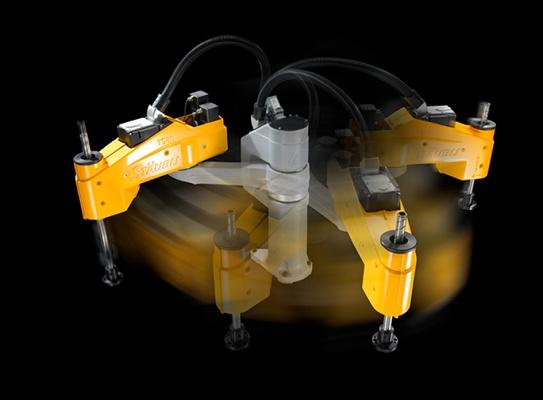 Foto de Robots ultrarrápidos