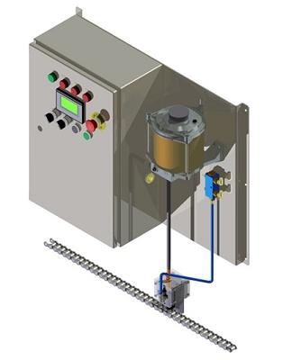 Foto de Sistema de lubricación