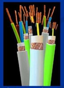 Foto de Cables eléctricos de PVC