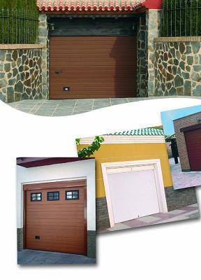 Foto de Puertas seccionales