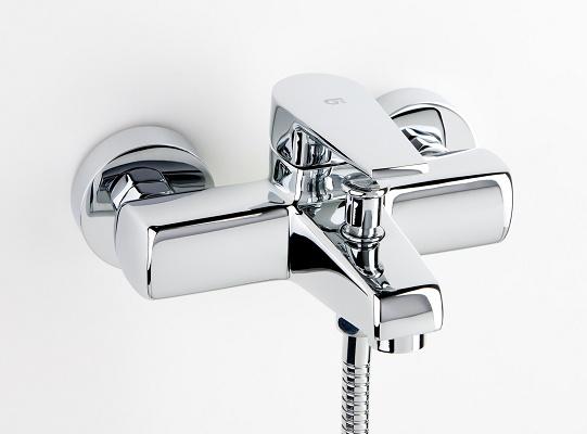 Foto de Monomando baño ducha