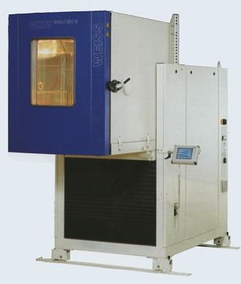 Foto de Cámaras de ensayos de vibración, temperatura y humedad