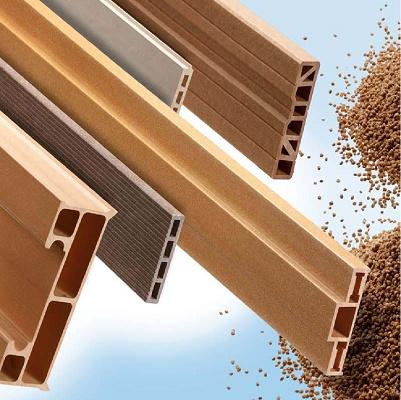 Foto de Extrusoras para procesar composite de madera-plástico