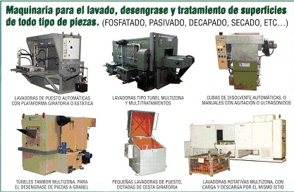 Foto de Máquinas automáticas insdustriales