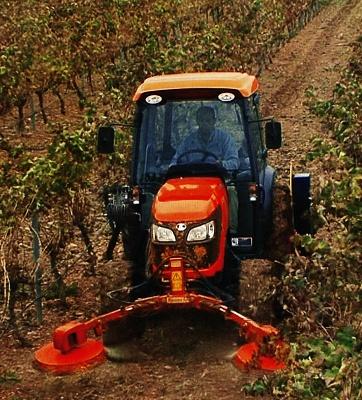 Foto de Tractores viñeros / fruteros