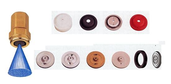 Foto de Puntas de pulverización de cono