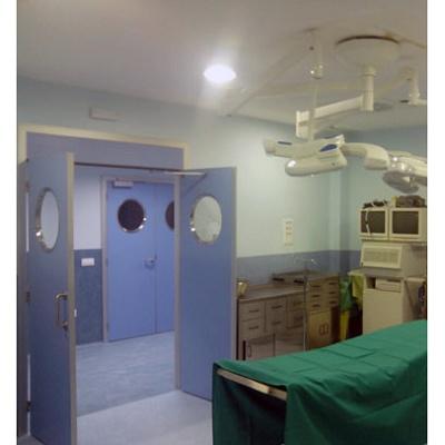 Foto de Puerta de servicios sanitaria